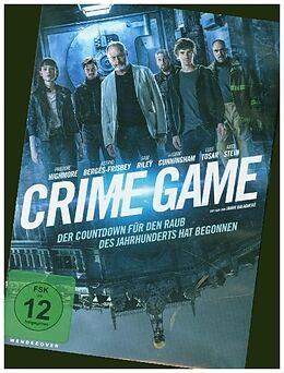 Crime Game DVD