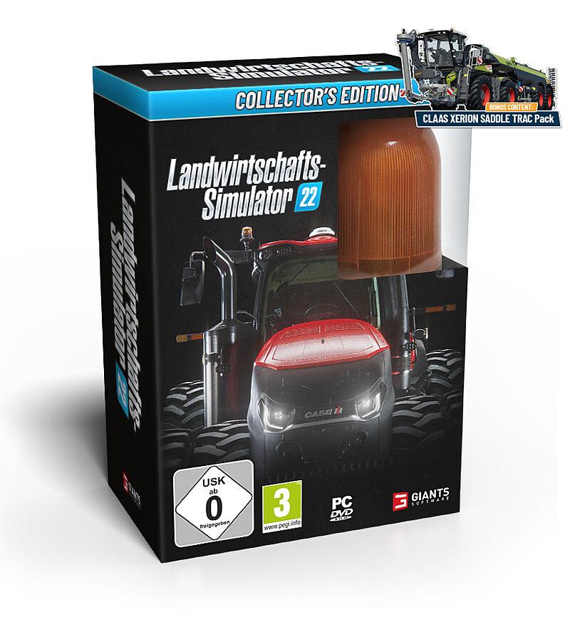Landwirtschafts-Simulator 22 - Collectors Edition [PC] (D)
