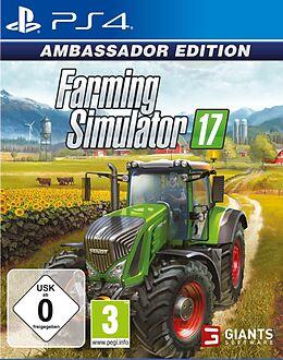 Farming Simulator 17 - Ambassador Edition [PS4] (D/F/I) comme un jeu PlayStation 4