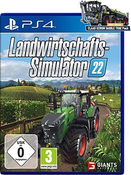 Landwirtschafts-Simulator 22 [PS4] (D) als PlayStation 4, Free Upgrade to-Spiel