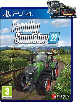 Farming Simulator 22 [PS4] (F/I) comme un jeu PlayStation 4, PlayStation 5,