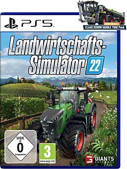 Landwirtschafts-Simulator 22 [PS5] (D) als PlayStation 5-Spiel