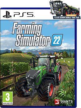 Farming Simulator 22 [PS5] (F/I) comme un jeu PlayStation 5