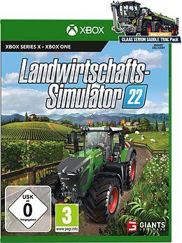 Landwirtschafts-Simulator 22 [XSX/XONE] (D) als Xbox One, Xbox Series X-Spiel