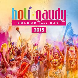 Holi Gaudy 2015 - Colour Your Day