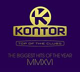 Kontor Top Of The Clubs - The Biggest...