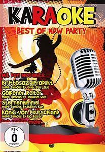 Karaoke-Best NDW Party [Version allemande]