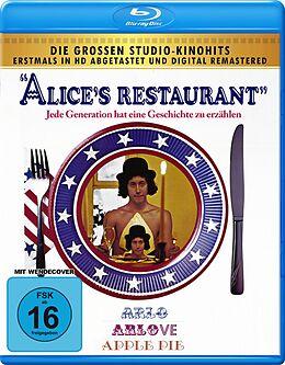 Alice's Restaurant Blu-ray