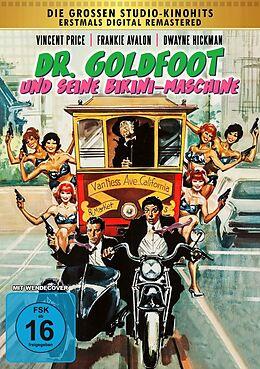 Dr. Goldfoot Und Seine Bikini-maschine DVD