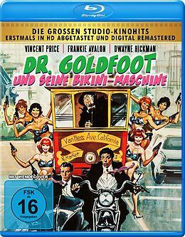 Dr. Goldfoot Und Seine Bikini-maschine Blu-ray