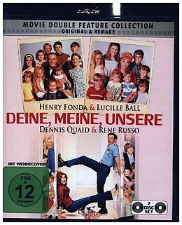 Deine, meine, unsere Blu-ray
