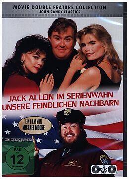 Unsere feindlichen Nachbarn & Jack allein im Serienwahn DVD