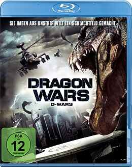 Dragon Wars (uncut) Blu-ray
