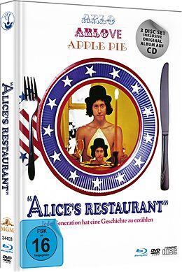 Alice's Restaurant - Ltd. Deluxe Mediabook Blu-ray