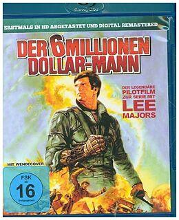 Der 6 Millionen Dollar Mann - Pilotfilm Blu-ray