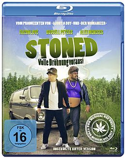 Stoned - Volle Dröhnung Voraus Blu-ray