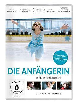 Die Anfängerin DVD