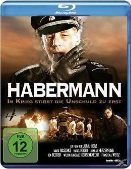 Habermann - Im Krieg Stirbt Die Unschuld Zuerst Blu-ray