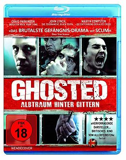 Ghosted Blu-ray