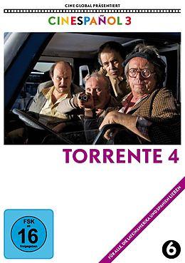 Torrente 4 DVD