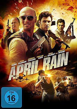 April Rain DVD