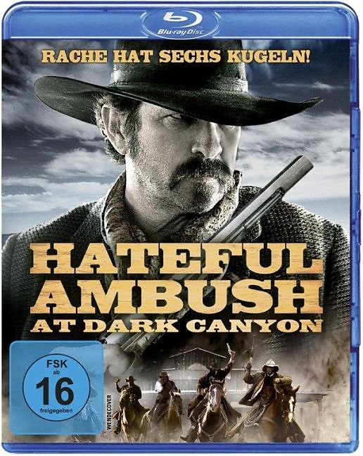 Hateful Ambush At Dark Canyon [Versione tedesca]
