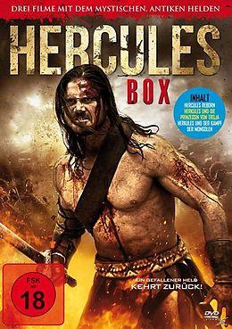Hercules Box DVD