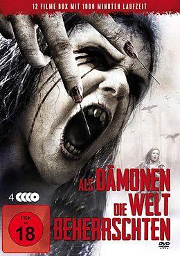 Als Dämonen die Welt beherrschten DVD
