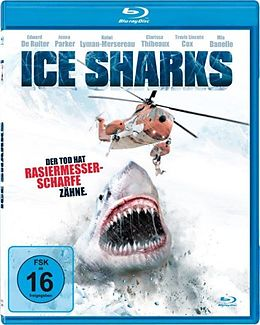 Ice Sharks - Der Tod hat rasiermesserscharfe Zähne [Version allemande]
