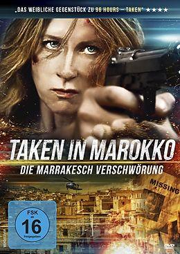 Taken in Marokko - Die Marrakesch Verschwörung DVD