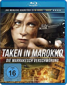 Taken In Marokko Blu-ray