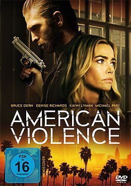 American Violence DVD