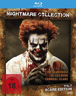 Nightmare Collection Vol. 3 - Scare Edition Blu-ray