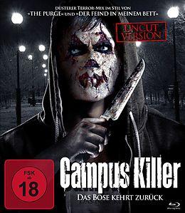 Campus Killer - Das Böse Kehrt Zurück Blu-ray