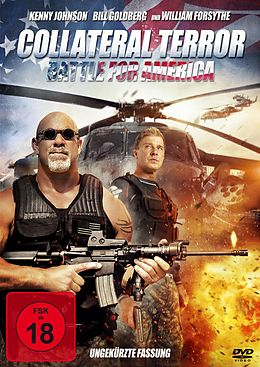 Collateral Terror - Battle for America DVD