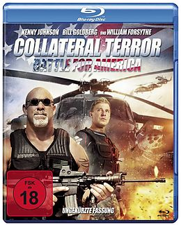 Collateral Terror - Battle For America Blu-ray