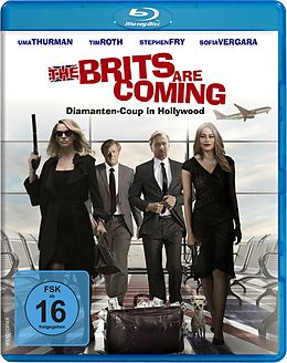 The Brits Are Coming Blu-ray
