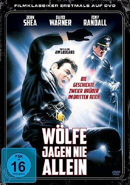 Wölfe jagen nie allein DVD