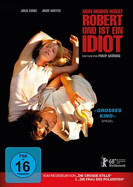 Mein Bruder heisst Robert und ist ein Idiot DVD