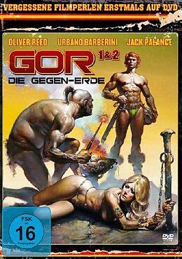 Gor 1&2 - Die Gegen-Erde DVD