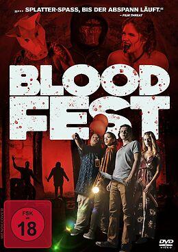 Blood Fest DVD