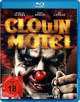 Clown Motel Blu-ray