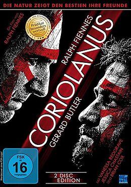Coriolanus DVD