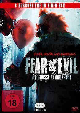 Fear & Evil DVD