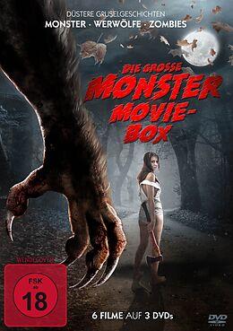 Die grosse Monster Movie-Box DVD