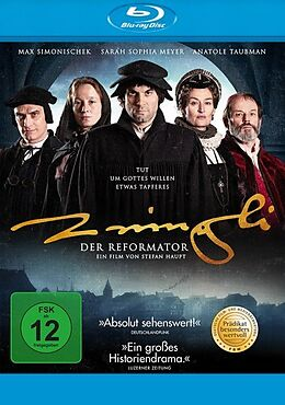 Zwingli - Der Reformator Blu-ray