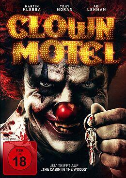 Clown Motel DVD