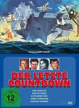 Der Letzte Countdown - Mediabook Blu-ray
