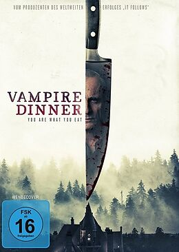 Vampire Dinner - You are what you eat DVD