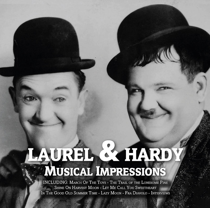 Laurel & Hardy - Musical Impressions